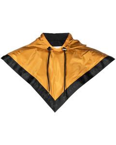 Valentine cotton-blend scarf