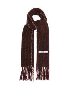Vadik alpaca-blend boucléscarf