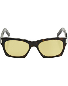 Sl 402 Squared Acetate Sunglasses