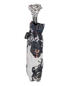 葩莎帝 意式手工伞-银色玫瑰花