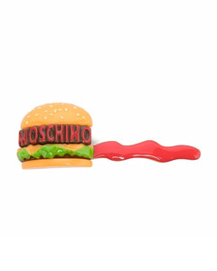 V-ring branded reversible leather belt