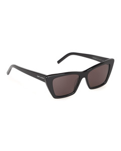 Mica black sunglasses
