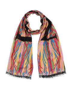 Gold-tone rectangle-frame sunglasses