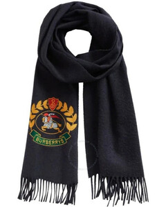 scarf with archive logo