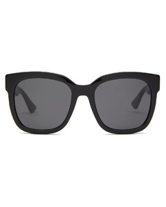 GG square acetate sunglasses