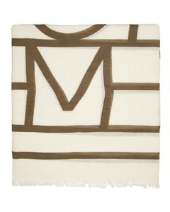 Monogram围巾