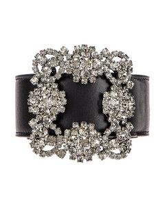 Leather Hangisi Belt in Black