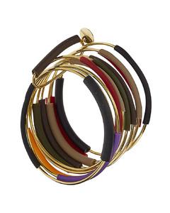 羊绒和真丝混纺围巾