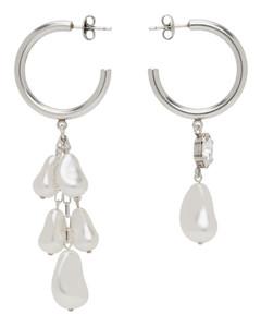 Flat-top acetate and metal sunglasses
