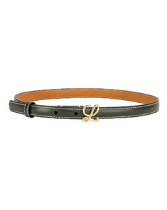 L Buckle Belt in Army