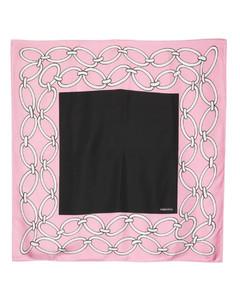 Trek Sandals in Pink Polyester