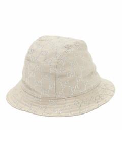 Gg Wool LaméBucket Hat
