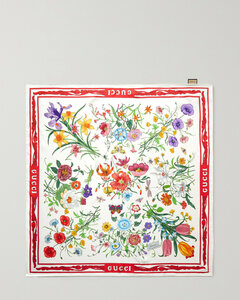 Brown squared sunglasses