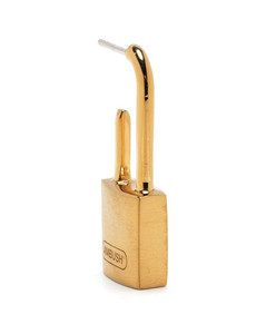黑色&红色GG Marmont胸针