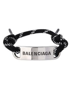 Dahlia Sandals in Black Crinkled Chiffon
