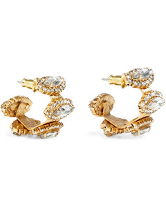Logo-print cotton-blend bandana scarf