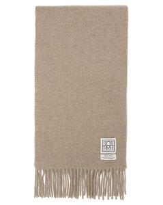 驼色Bova围巾