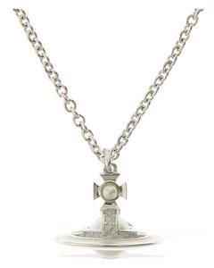 Simonetta Faux Pearl Pendant Necklace