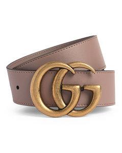 Leather Marmont Belt (Size 75)