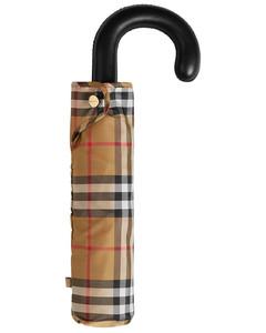 Vintage Check Umbrella