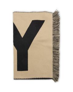 Woven Logo Straw Hat