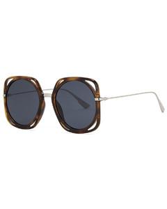 Direction oversized sunglasses