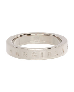 belt in grained synthetic leather