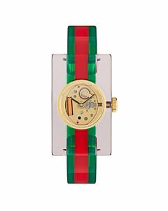 Web Plexiglas watch