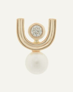 Dots Ctnmb Cap In Black Cotton