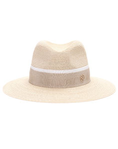 Henrietta草編紳士帽