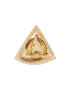 纯银船吊坠项链