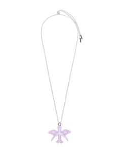 Havana Square Sunglasses In Acetate