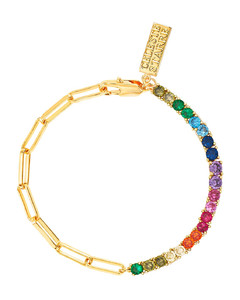 Roll-neck cashmere-blend snood scarf