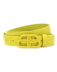 BB leather belt