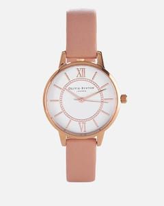 Women's Wonderland Dusty Pink Mix Watch - Rose Gold/Pink