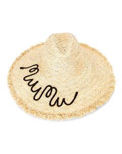Raffia Hat in Neutral