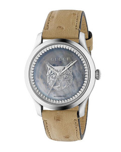 G Timeless Automatic 38mm Watch in Neutral