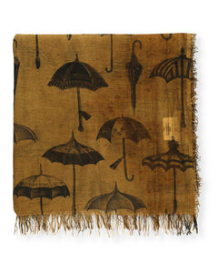 Umbrella Printed Scarf
