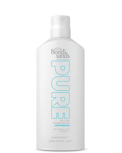 Pure Self Tan Foaming Water - Light/Medium 200ml