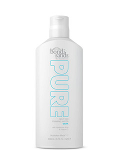 Pure Self Tan Foaming Water - Dark 200ml