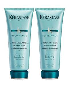 Kérastase Resistance Ciment Anti-Usure - Vita Ciment Advance (200ml) Duo