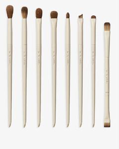 x Ariel Signature Look 8-piece eye brush set