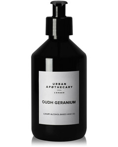 Oudh Geranium Luxury Hand Sanitiser Gel - 300ml
