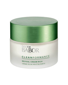 Doctor Babor Cleanformance Revival Cream Rich 50ml
