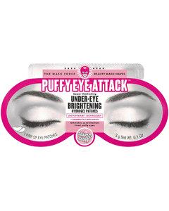 Puffy Eye Attack Under-Eye Brightening Hydrogel Patches 0.1oz