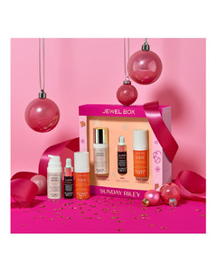 Stroke of Luxe 18-piece make-up brush set