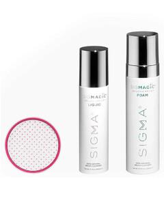 Beauty Brush Cleanser Trio