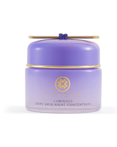 Luminous Dewy Skin Night Concentrate Hydrating Treatment