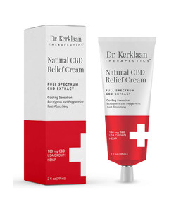 Relief Cream 2 oz