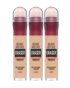 Instant Anti-Age Eraser Eye Concealer 3 Pack Exclusive (Worth£26.97)